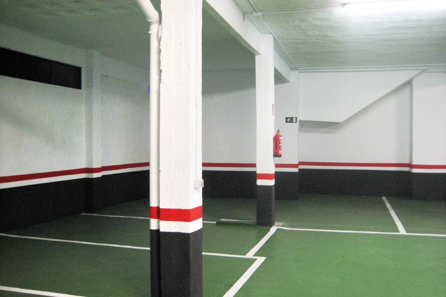Garajes Baskonia 6 Basauri