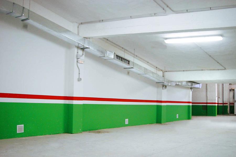 Garaje Madrid 1 Basauri